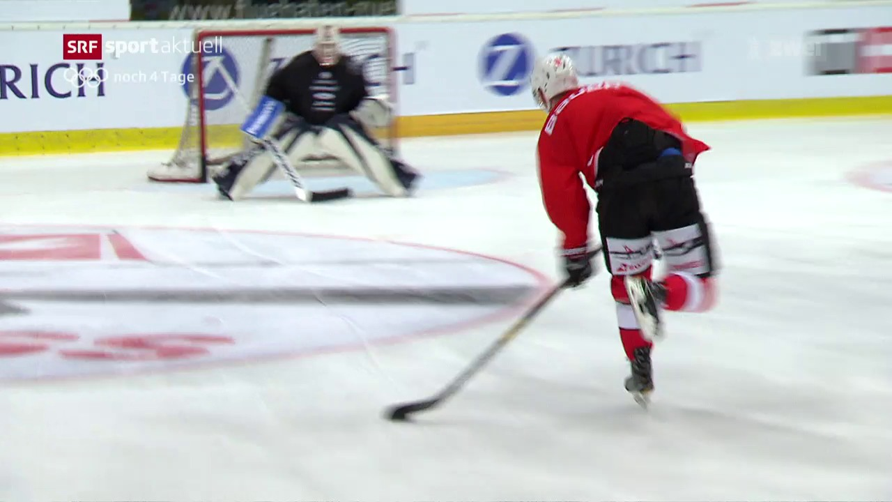 Die Hockey-Nati startet in die Olympia-Vorbereitung