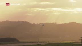 Video «Schweizer Stimmvolk soll über neue Kampfjets entscheiden» abspielen