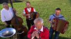 Video «Wisi, Simon, Frowin & Ruedi: «Vom Sankt Jost»» abspielen