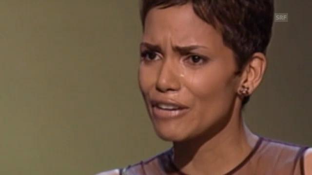 Halle Berrys tränenreiche Oscar-Rede (2002)
