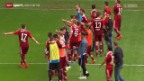 Video «Fussball: Super League, St. Gallen - Vaduz» abspielen