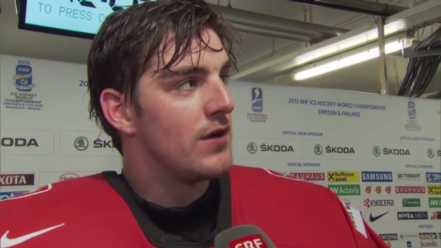 Interview mit Reto Berra