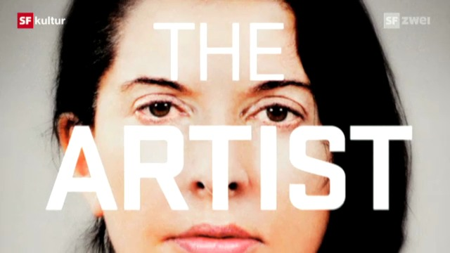 Marina Abramovic: The Artist Is Present (USA 2012)