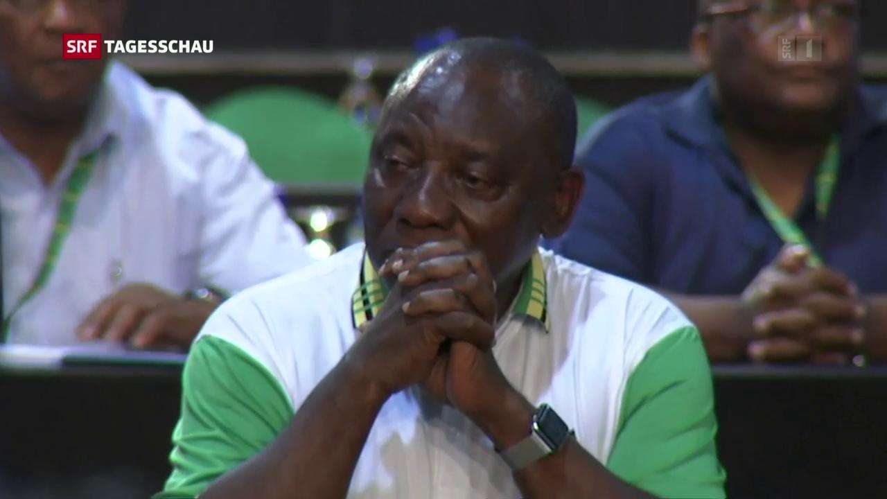 Neuer Präsident des ANC
