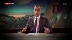 Video «Satire und die Medienfreiheit» abspielen