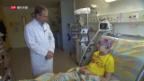 Video «Die Heilungschancen von krebskranken Kindern steigen» abspielen