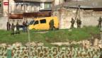 Video «Krim-Regierung will Abspaltung» abspielen
