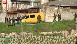 Video «Krim-Regierung will Abspaltung » abspielen