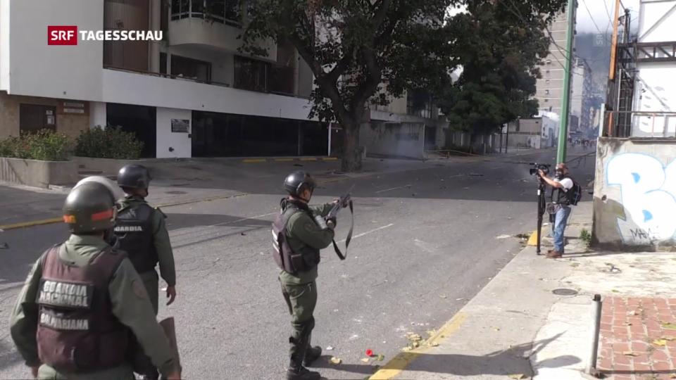 Aus dem Archiv: Amnesty will Ermittlungen gegen Präsident Maduro