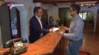 Video «Gute Aussichten für Schweizer Tourismus» abspielen