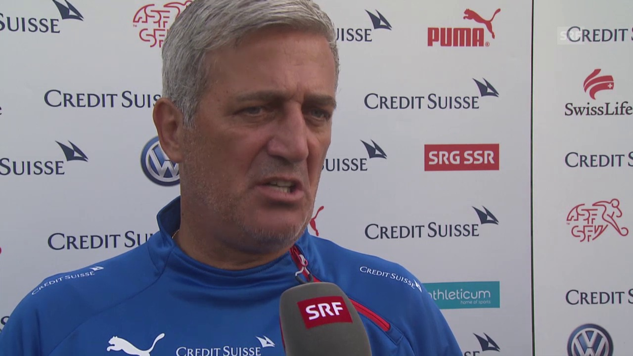 Fussball: Petkovic im Interview (Teil 1)