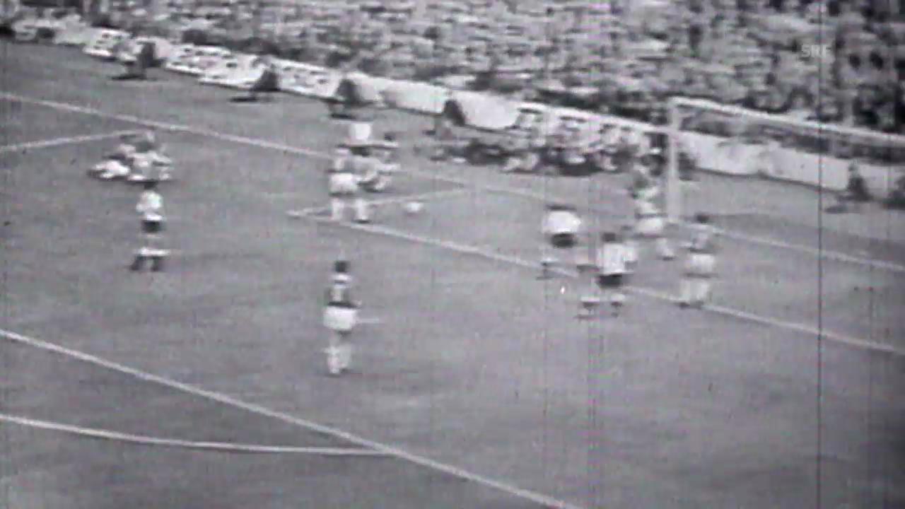 Fussball: Die Schweiz an der WM 1966