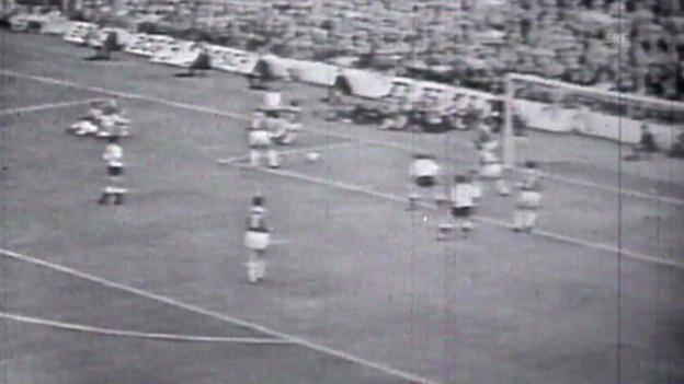 Video «Fussball: Die Schweiz an der WM 1966» abspielen