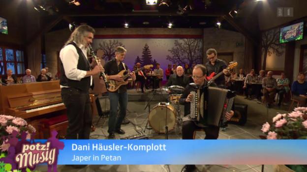 Video «Dani Häusler-Komplott» abspielen