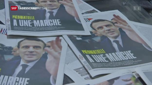 Video «Reaktionen der Presse und der Strasse» abspielen