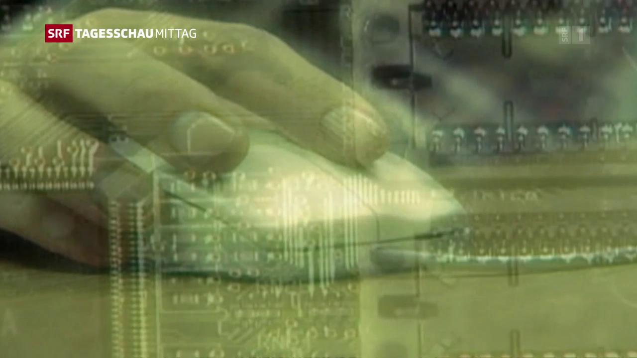 USA und Grossbritannien werfen Russland Hackerangriffe vor