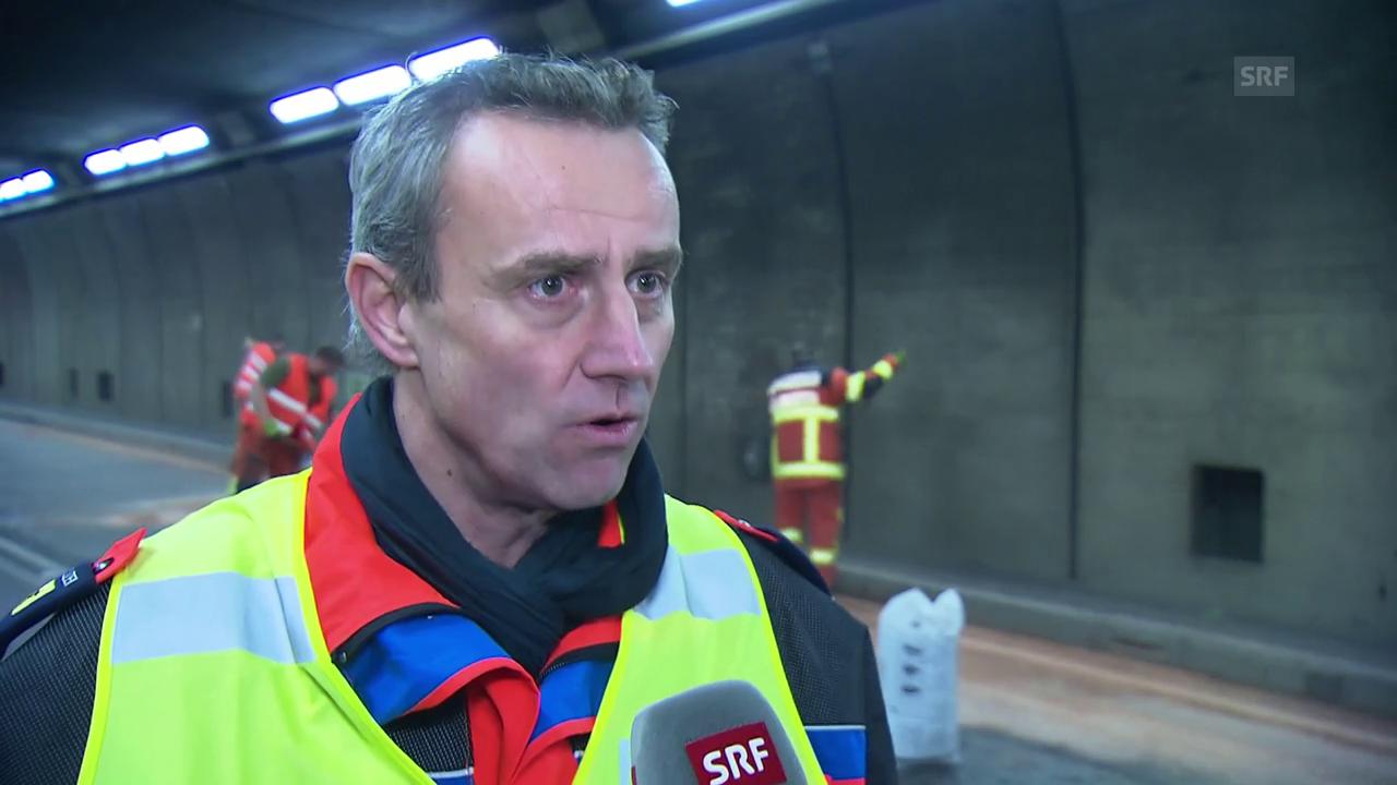 Oliver Schürch, Bereitschafts- und Verkehrspolizei Uri