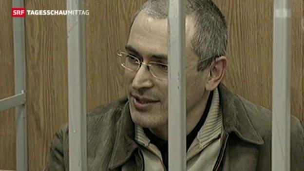 Video «EGMR urteilt im Fall Chodorkowski» abspielen