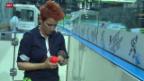 Video «Steffi Buchli zu Besuch an der Streethockey-WM» abspielen