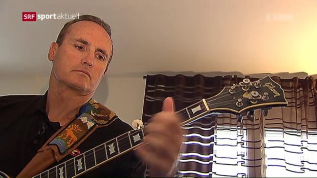 Video «Comeback von «Country»-Headcoach Larry Huras» abspielen
