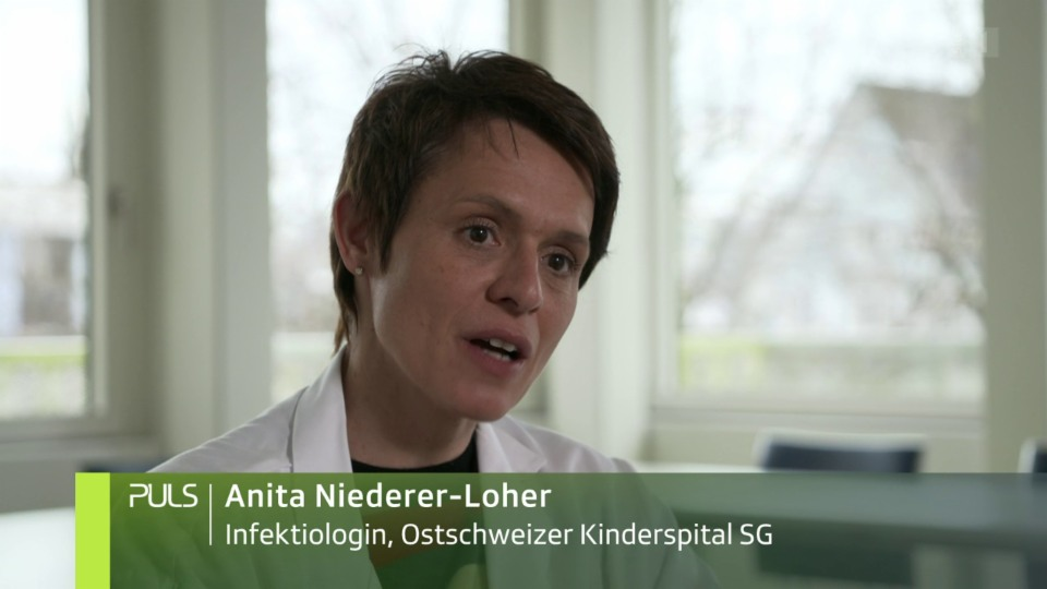Niederer-Lohrer: «Je besser wir mit einer Impfung die Ansteckung verhindern können, desto weniger hat das Virus eine Chance sich zu verbreiten.»