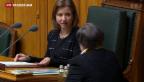 Video «Kasachstan lobbyiert via Markwalder im Bundeshaus» abspielen