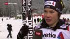Video «Überraschung im Sprintrennen» abspielen