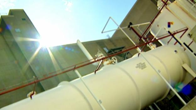 Video «Biosprit aus der Bierbrauerei» abspielen