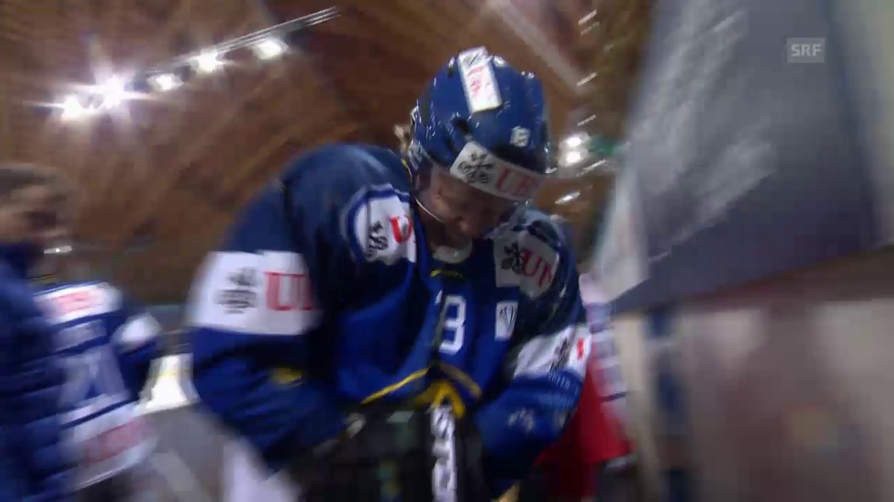Eishockey: Sciaroni fällt aus
