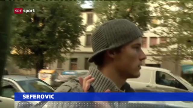 Seferovic wechselt in die Serie B («sportaktuell»)