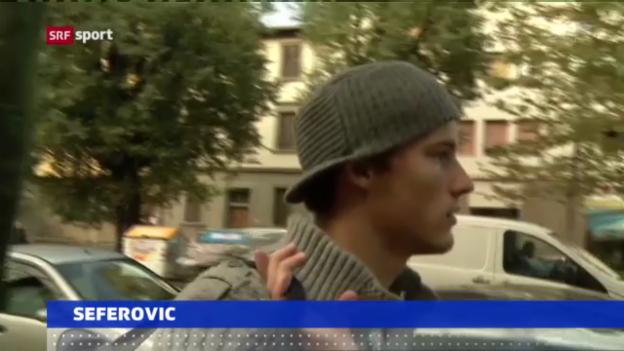 Video «Seferovic wechselt in die Serie B («sportaktuell»)» abspielen
