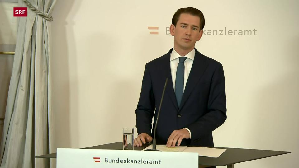 Sebastian Kurz: «Ich möchte Platz machen»