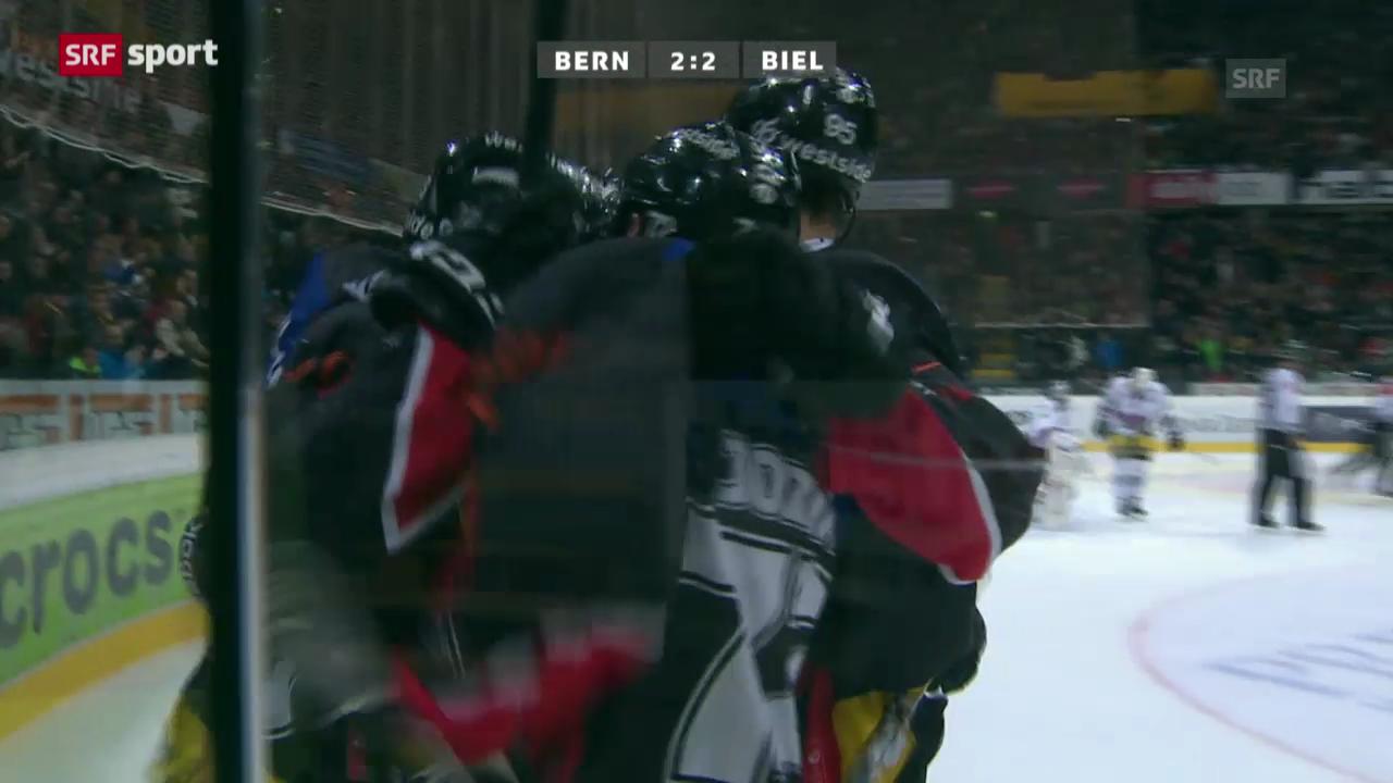 NLA: Bern - Biel
