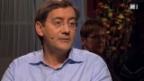 Video «Medienmann Hannes Britschgi im Interview mit Monika Fasnacht.» abspielen