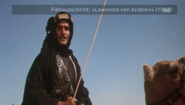 """Video «""""Lawrence von Arabien"""" - ein Ausschnitt» abspielen"""