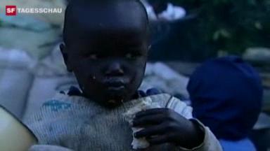 Video «Flüchtlinge leiden in Kenia» abspielen