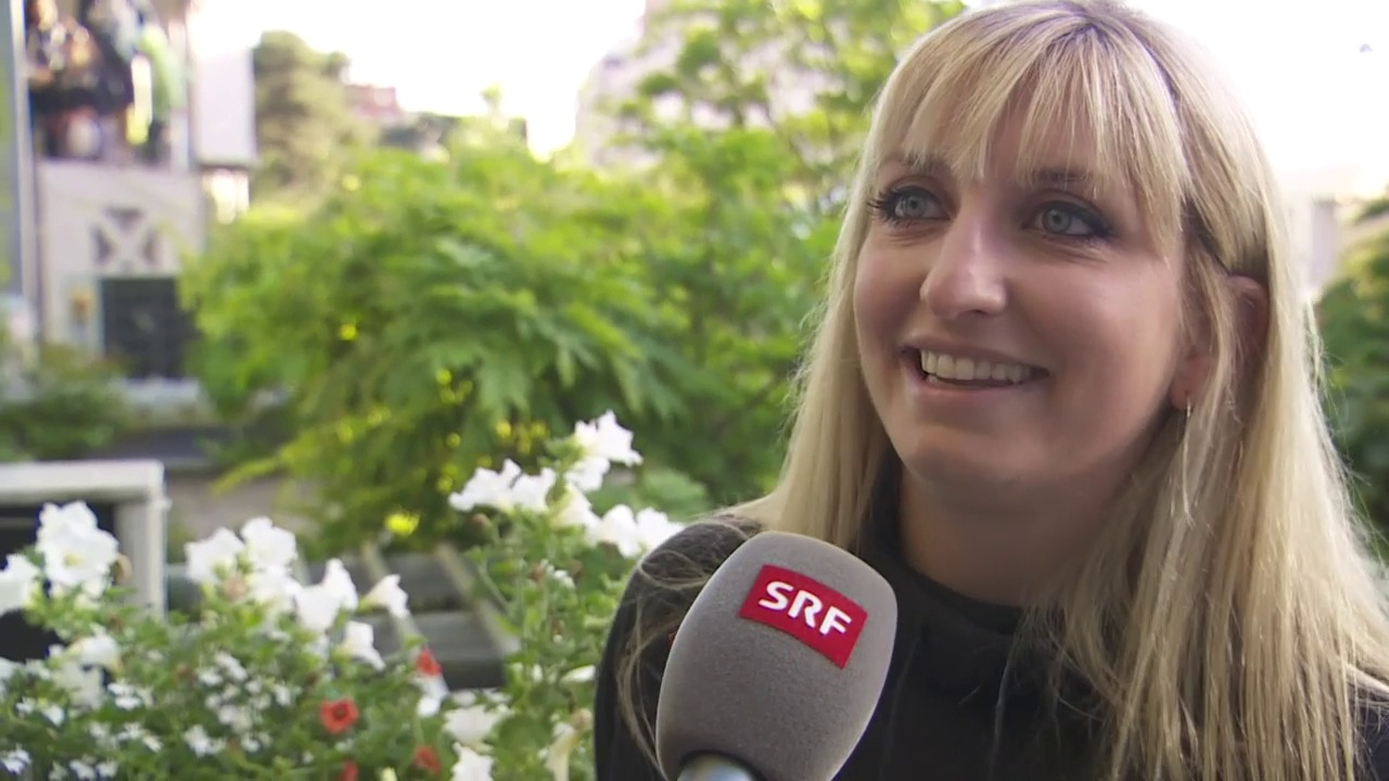 Bacsinszky: «Mladenovic spielt gerne mit dem Publikum»