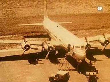 50 Jahre Swissair