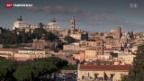 Video «Prozess gegen Mafiaboss in Rom begonnen» abspielen