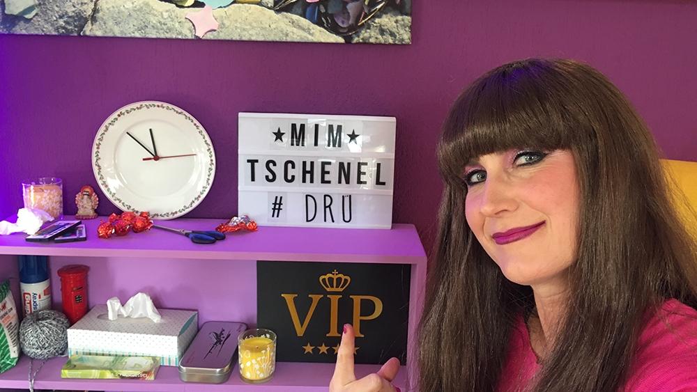 Mim Tschenel #3 «Räzel»