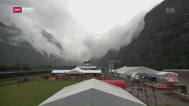 Video «Schweiz aktuell vom 31.05.2016» abspielen