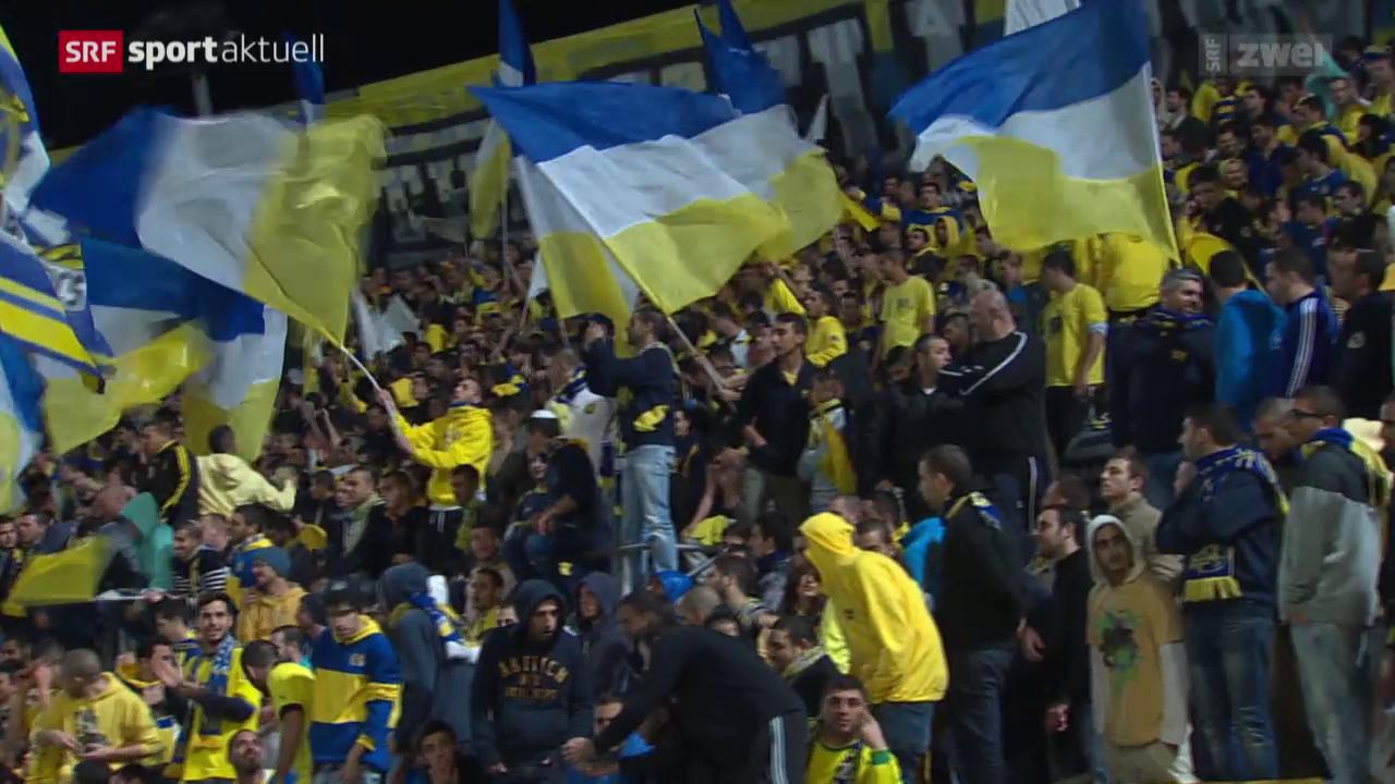 Fussball: Ausblick auf FC Basel-Maccabi Tel Aviv