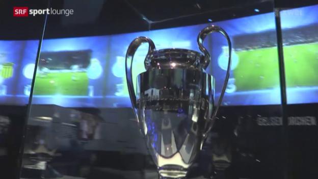 """Video «Der """"kleine"""" FC Porto ist europäischer Top-Club – ein Phänomen» abspielen"""