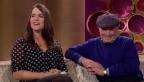 Video «Im Studio: Claus Theo Gärtner und Ehefrau Sarah» abspielen