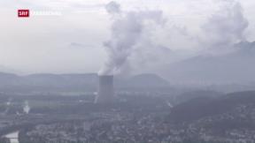 Video «Laut SRG-Umfrage: Pattsituation beim Atomausstieg» abspielen