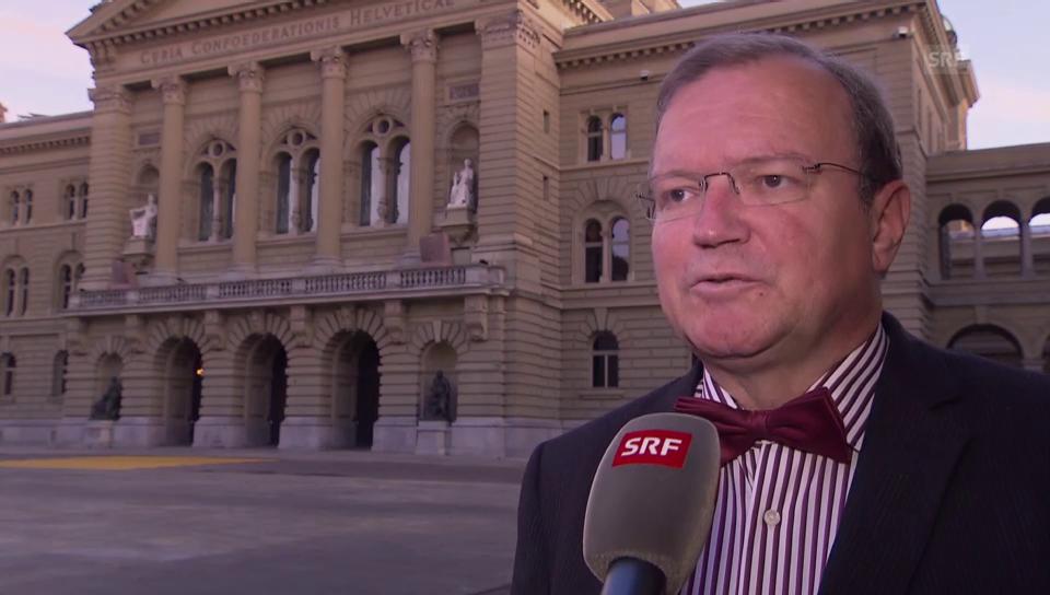 Einschätzungen von Claude Longchamp, Geschäftsführer GFS Bern