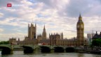 Video «Grossbritanniens Tourismus profitiert vom Brexit» abspielen