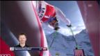 Video «Die Fahrt von Hannes Reichelt («sportlive»)» abspielen