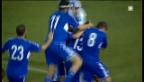 Video «WM-Quali: Zusammenfassung Zypern - Island» abspielen