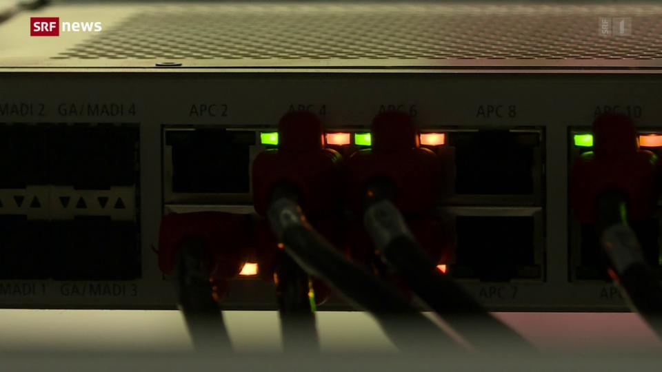 Aus dem Archiv: Folgenschwere Hackerangriffe in den USA